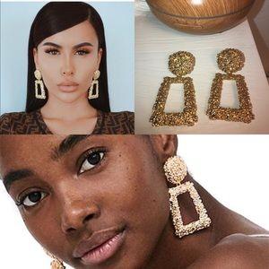 Zara vintage earrings